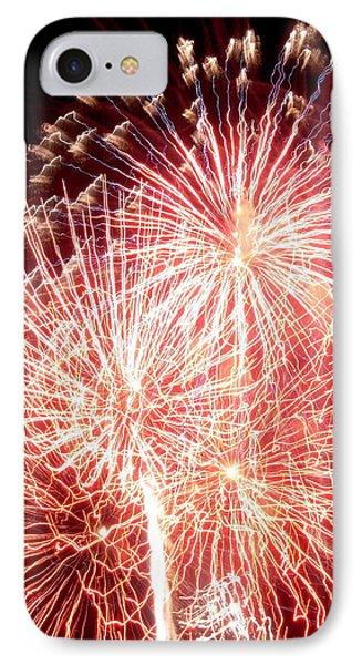 Fireworks Phone Case by Joseph Norniella