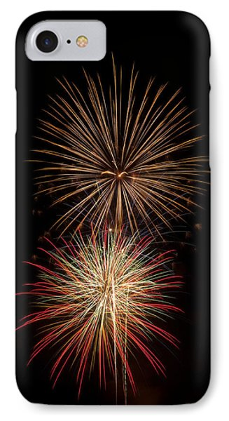 Fireworks IPhone Case by Michael McGowan