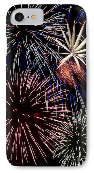 Fireworks Spectacular Phone Case by Jim and Emily Bush