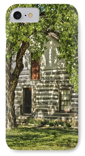 First House In Wichita IPhone Case