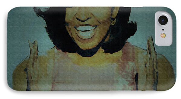 First Lady Phone Case by Brian Reaves