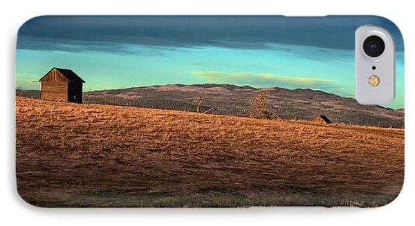 First Light IPhone Case by Ed Hall
