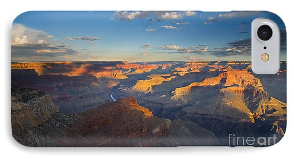 First Light On The Colorado IPhone Case