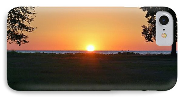First Light IPhone Case by Patrick Shupert