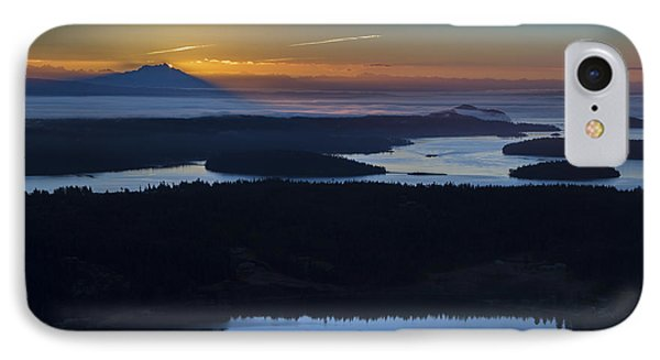 First Light IPhone Case by Sonya Lang