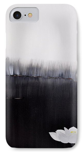 IPhone Case featuring the painting First Memory by Christine Ricker Brandt