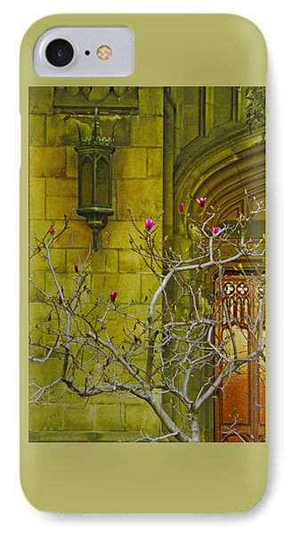 First Methodist Episcopal Church In Pasadena 1923 Phone Case by Ben and Raisa Gertsberg