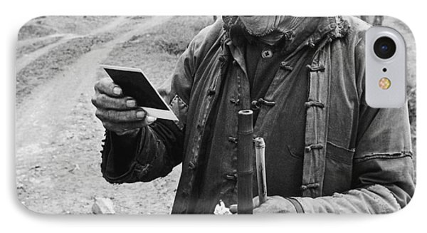 First Polaroid 1981 IPhone Case by Dennis Cox ChinaStock