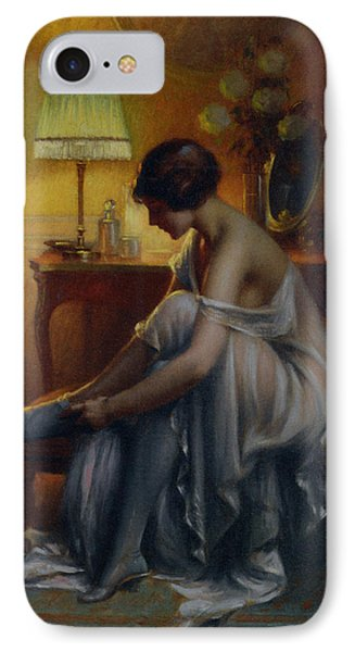 First Primers IPhone Case by Delphin Enjolras