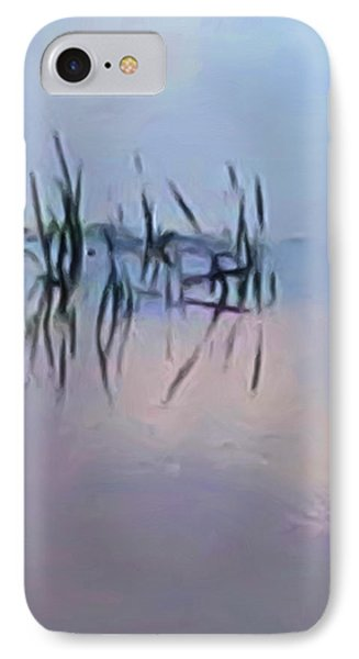 First Reeds Of Spring IPhone Case