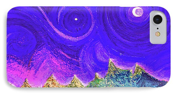 First Star Sunrise Phone Case by First Star Art