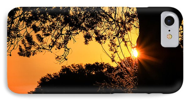 First Sunrise Of A New Year IPhone Case by Toma Caul