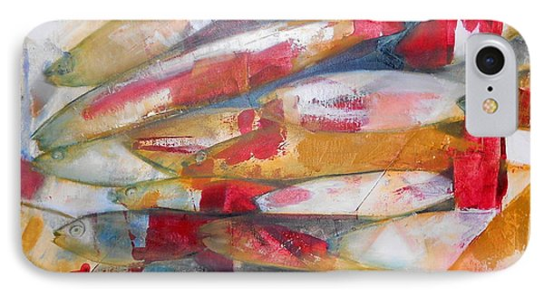 Fish 3 Phone Case by Danielle Nelisse