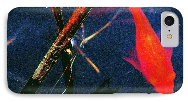IPhone Case featuring the photograph Fish Bubble by Faith Williams
