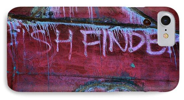Fish Finder IPhone Case by Lauren Leigh Hunter Fine Art Photography