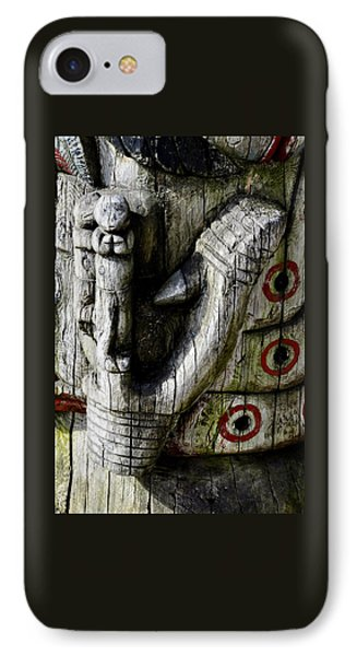 Fish Hook IPhone Case by Cathy Mahnke