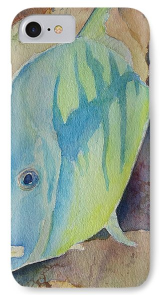 Fish Wish IPhone Case by Judy Mercer