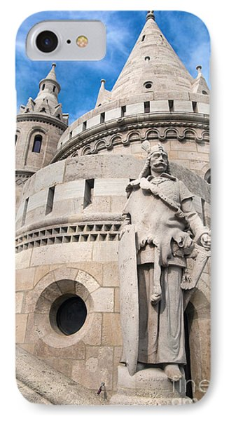 Fisherman's Bastion In Budapest Phone Case by Michal Bednarek