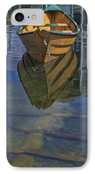 Fisherman's Cove  IPhone Case by Ken Morris