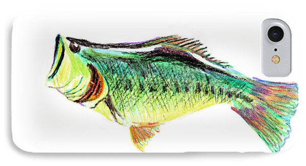 Fishermans Delight IPhone Case