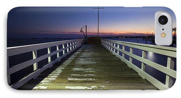 Fishermans Wharf IPhone Case by Eric Gendron