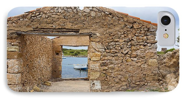 Fishermen's House Phone Case by Antonio Macias Marin
