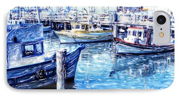 Fishermen's Wharf San Francisco IPhone Case