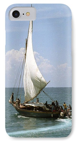 Fishing Boat IPhone Case