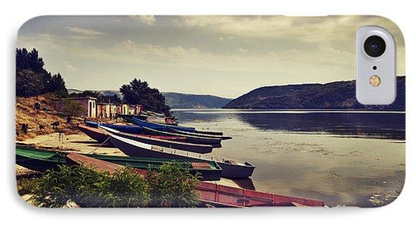 Fishing Boats  Phone Case by Jelena Jovanovic
