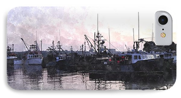 Fishing Fleet Ffwc Phone Case by Jim Brage