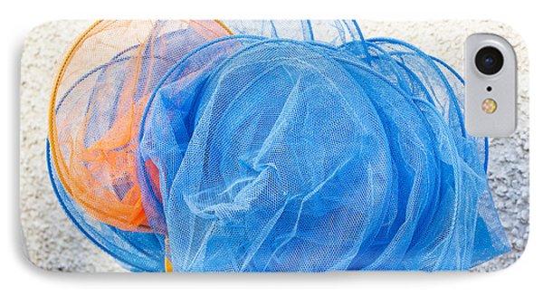 Fishing Nets IPhone Case by Tom Gowanlock