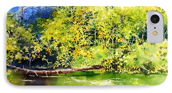 Fishing Pond IPhone Case