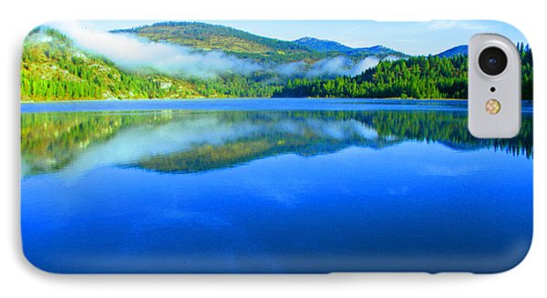 Fishing Spot 5 IPhone Case by Greg Patzer