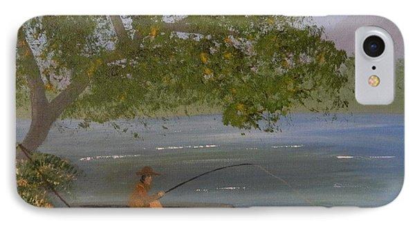 Fishing Spot IPhone Case