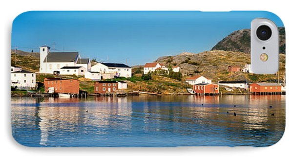 Fishing Village On An Island, Salvage IPhone Case