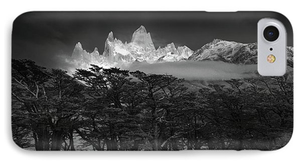 South America iPhone 7 Case - Fitz Roy by Lucian Constantin