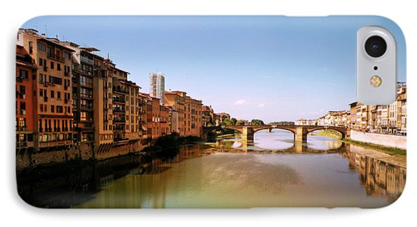 Fiume Di Sogni IPhone Case by Micki Findlay