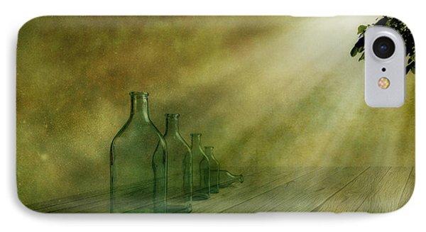Five Bottles Phone Case by Veikko Suikkanen