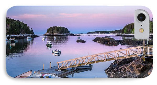 Five Islands Dawn IPhone Case by Susan Cole Kelly