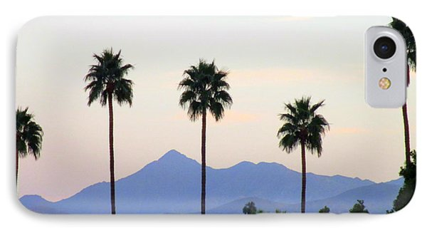 Five Palms IPhone Case