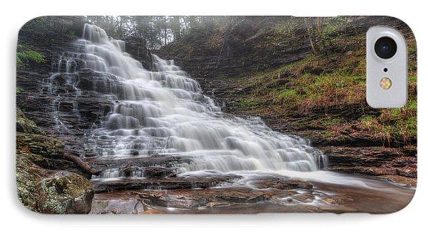 Fl Ricketts Waterfall Phone Case by Lori Deiter