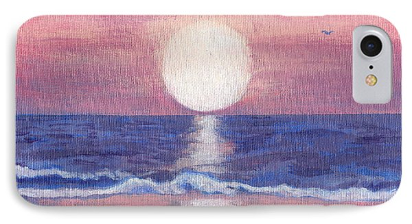 Flagler Beach Dream IPhone Case by Roz Abellera Art