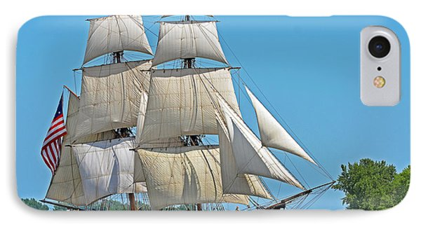 IPhone Case featuring the photograph Flagship Niagara by Rodney Campbell