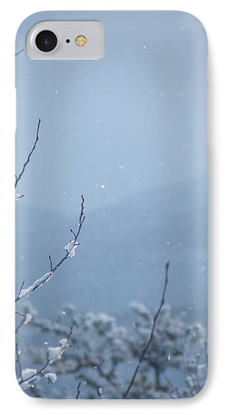 IPhone Case featuring the photograph Flakes by Brian Boyle