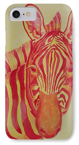 Flame Phone Case by Rhonda Leonard