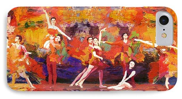 Flamenco Dancer 022 Phone Case by Catf