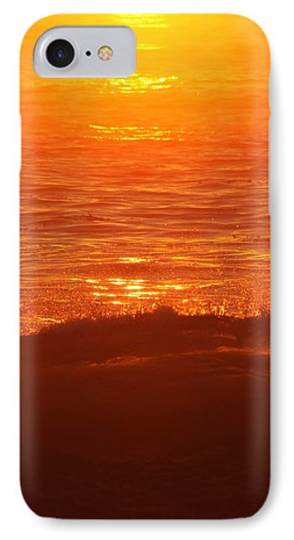 IPhone Case featuring the photograph Flames With No Horizon by Amy Gallagher