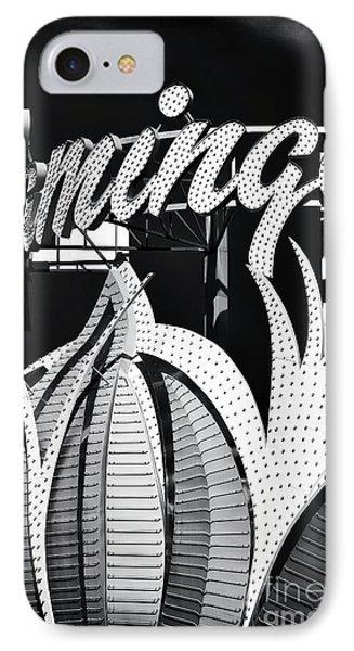 Flamingo Las Vegas Phone Case by John Rizzuto