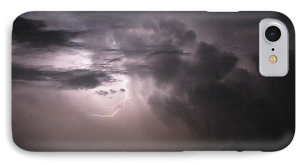 Flashes Of Lightening IPhone Case by Fortunate Findings Shirley Dickerson