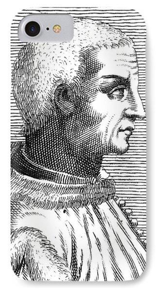 Flavio Biondo (1392-1463) IPhone Case